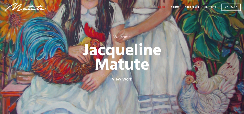 Web Development -- Jacqueline Matute