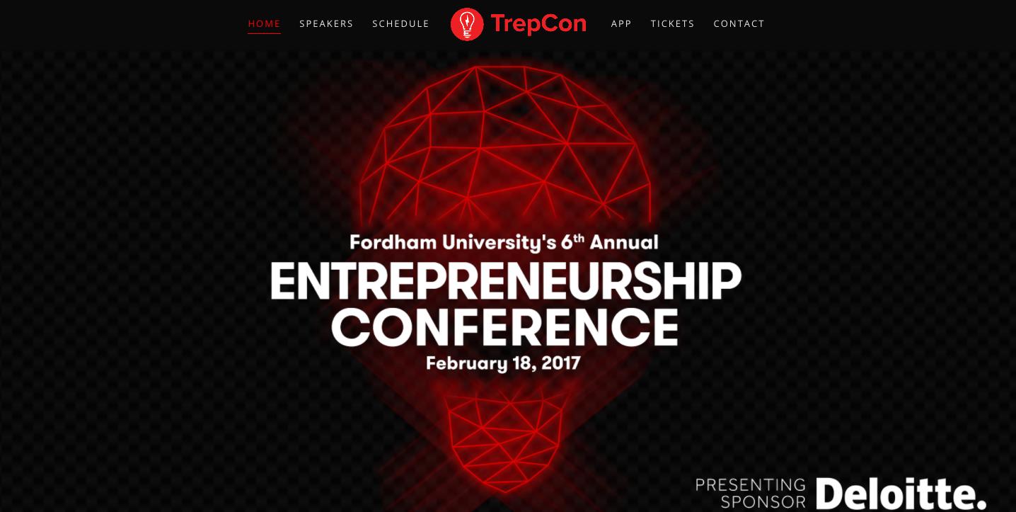TrepCon organization & moderation