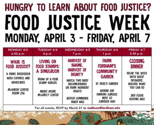 Food Justice Week