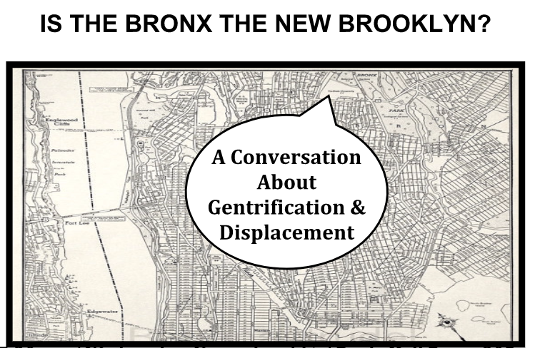 A Conversation about Gentrification in the Bronx