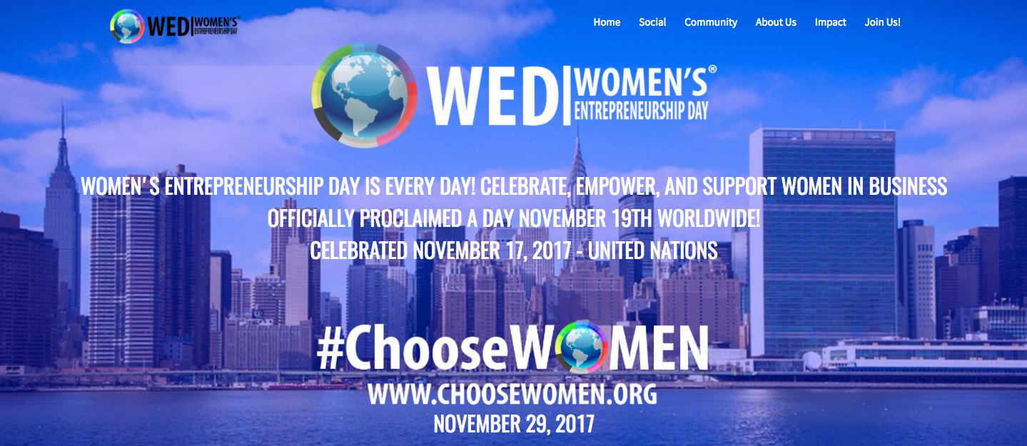 Women's Entrepreneurship Day Volunteer